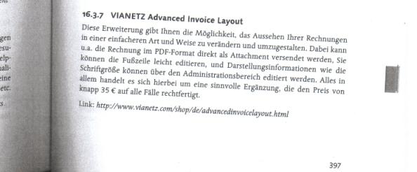 Auszug aus Magento - Installation, Anwendung, Erweiterung (Verlag Galileo Computing)