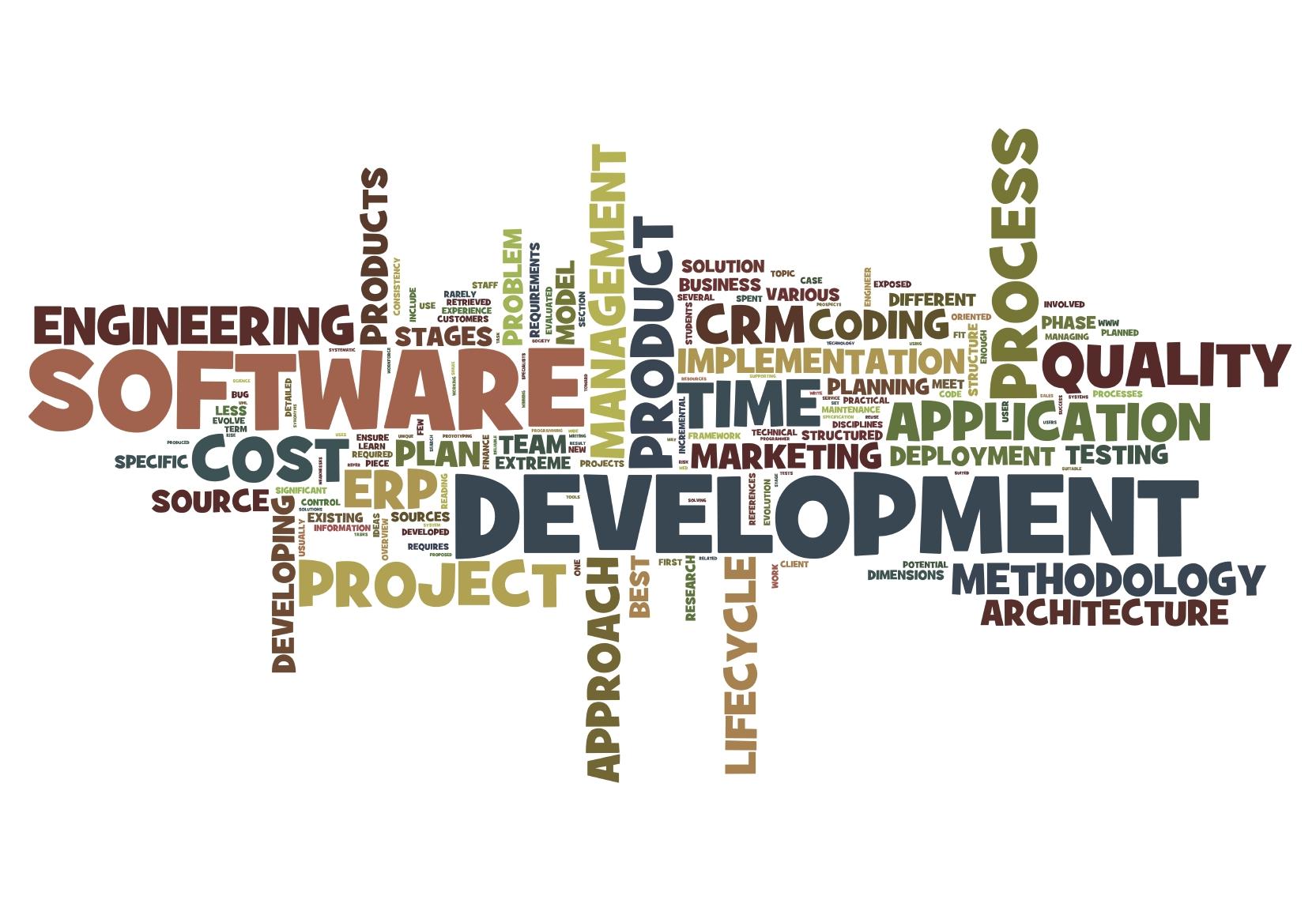 Standard-Software - Individual-Entwicklung - Projektberatung / Consting
